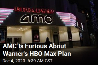AMC Is Furious About Studio's Plan for 2021