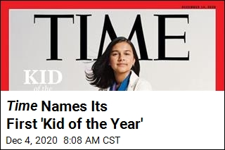 Time Names Its First 'Kid of the Year'