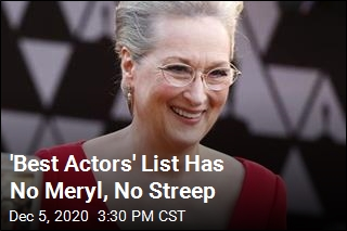 Look Who Didn't Make NYT 's Best-Actors List