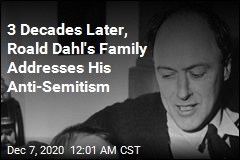 3 Decades Later, Roald Dahl's Family Apologizes for His Anti-Semitism