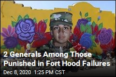 Violence at Fort Hood Brings Dismissals