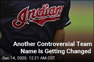 'Indians' No More: Cleveland Will Change Name