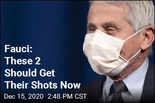 Fauci: Biden Should Be Vaccinated Quickly