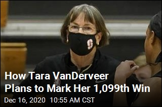 How Tara VanDerveer Plans to Mark Her 1,099th Win