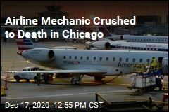 Airline Mechanic Crushed to Death in Chicago
