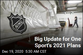 NHL, Players Reach Tentative Deal for 2021 Hockey