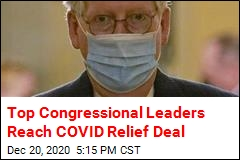 Top Congressional Leaders Reach COVID Relief Deal
