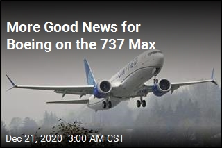 Boeing 737 Max Gets Good News in Europe
