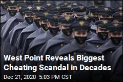 West Point: 70 Cadets Cheated on Remote Exam