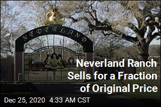 Michael Jackson's Neverland Ranch Sells for a Fraction of Original Price
