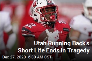 Utah Running Back's Short Life Ends in Tragedy