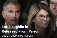 Lori Loughlin Is Out of Prison