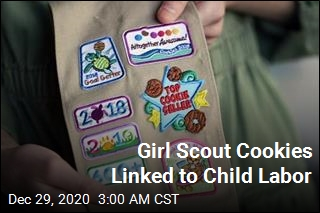 Girl Scout Cookies Linked to Child Labor