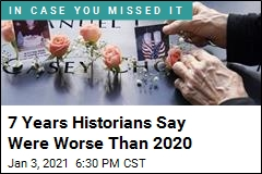 7 Years Historians Say Were Worse Than 2020