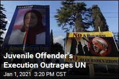 UN Condemns Execution by Iran