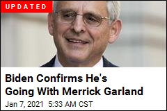 Report: Merrick Garland Will Be Biden's Attorney General