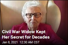 Civil War Widow Kept Her Secret for Decades