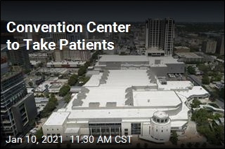 Convention Center to Double as Hospital