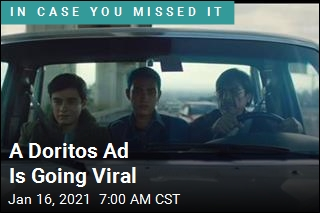 A Doritos Ad Goes Viral