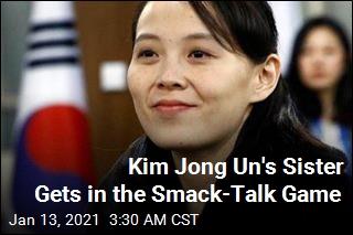 Kim Jong Un's Sister Insults South Korea