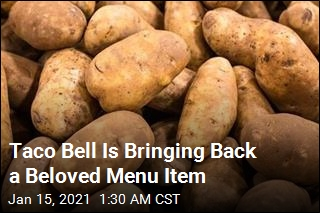 Taco Bell's Potatoes Are Coming Back