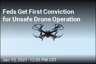 LA Man Is First to Be Convicted Under Drone Law