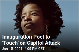 Inauguration Poet to Address 'The Hill We Climb'