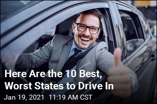 Going for a Drive? These States Are Best