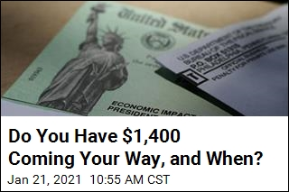 Do You Have a $1,400 Coming Your Way, and When?