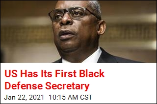 Lloyd Austin Becomes First Black Defense Secretary