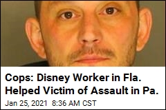 Alert Disney Worker Stops Assault in Pa.: Cops