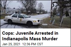 Teen Suspect Arrested in Indianapolis Mass Murder