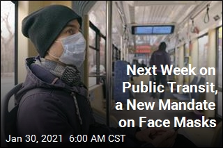 Next Week on Public Transit, a New Mandate on Face Masks
