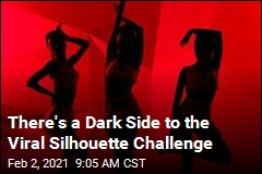 There's a Dark Side to the Viral Silhouette Challenge