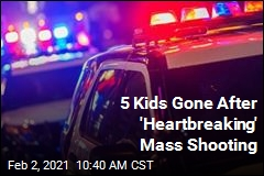 5 Kids Dead in Oklahoma Mass Shooting