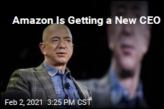 Bezos Is Stepping Down as Amazon CEO