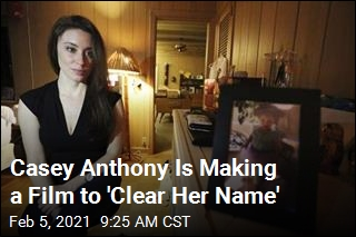 Casey Anthony Is Making a Film About Daughter's Death