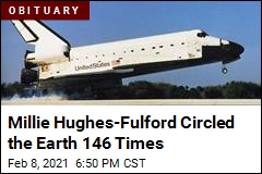 Millie Hughes-Fulford Was a Scientist and NASA Pioneer