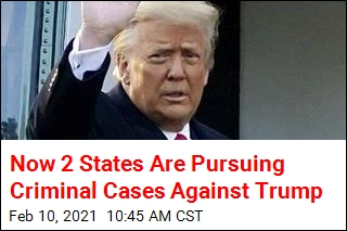 Now 2 States Are Pursuing Criminal Cases Against Trump