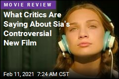 What Critics Are Saying About Sia's Controversial New Film