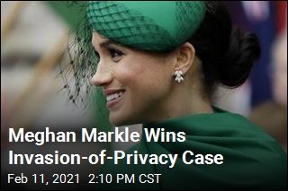 Meghan Markle Wins Landmark Privacy Case
