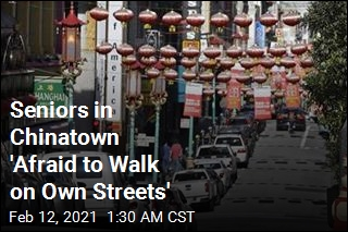 Chinatown Attacks Disturb Many