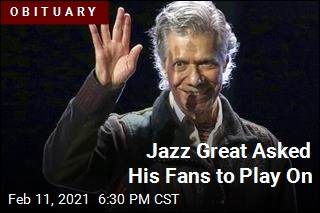 Jazz Great Asked His Fans to Play On