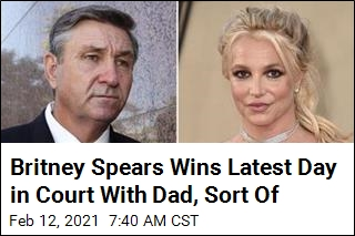 Britney Spears Wins Latest Day in Court With Dad, Sort Of