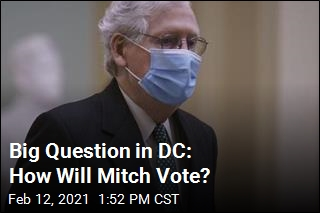 Big Question in DC: How Will Mitch Vote?