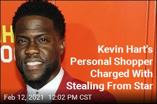 He Went on Wild Shopping Spree —Allegedly, With Kevin Hart's Card
