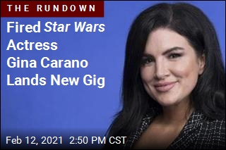 Fired Star Wars Actress Gina Carano Lands New Gig