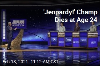 'Jeopardy!' Champ Dies at Age 24