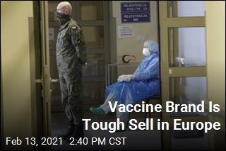 Vaccine Brand Is Tough Sell in Europe