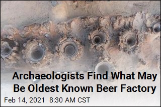 Ancient Beer Factory May Be Oldest Ever Found